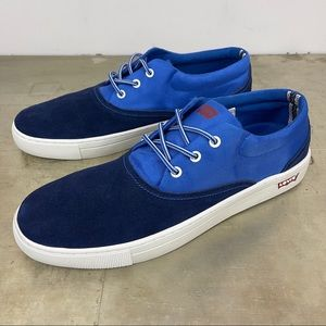 Levi's Low Top Lace Up Sneakers